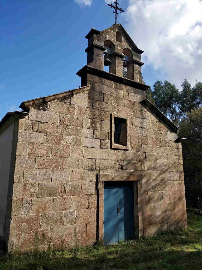 Ermita de San Antonio de A Cabana.